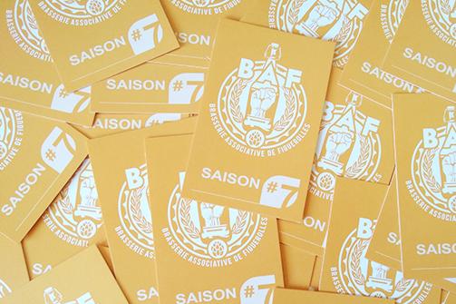 Photo carte adhérent BAF de Montpellier