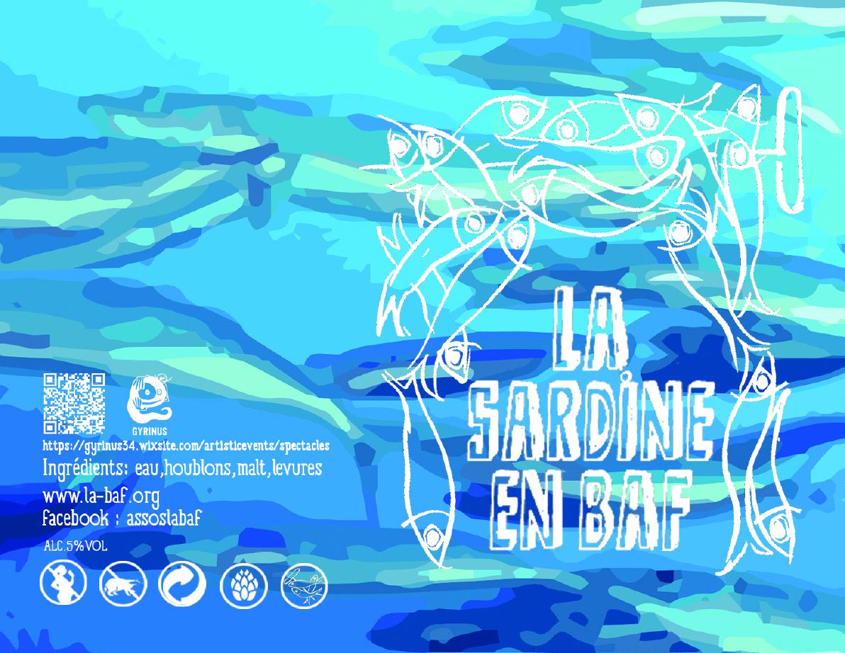 Sardine en BAF