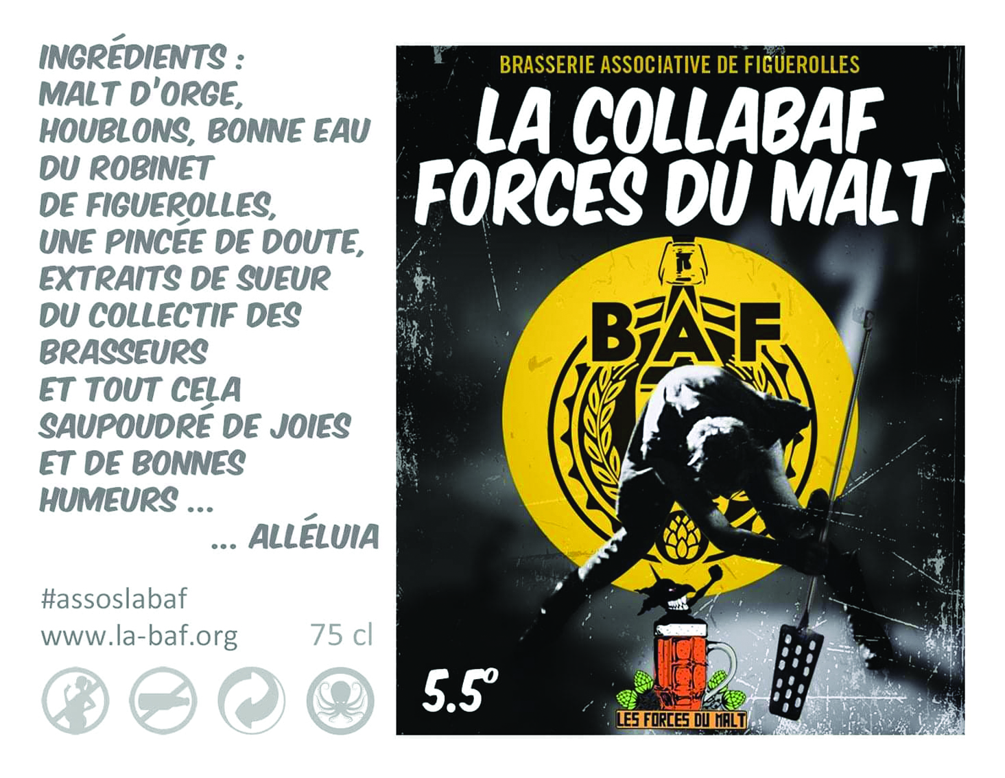 collab force du malt