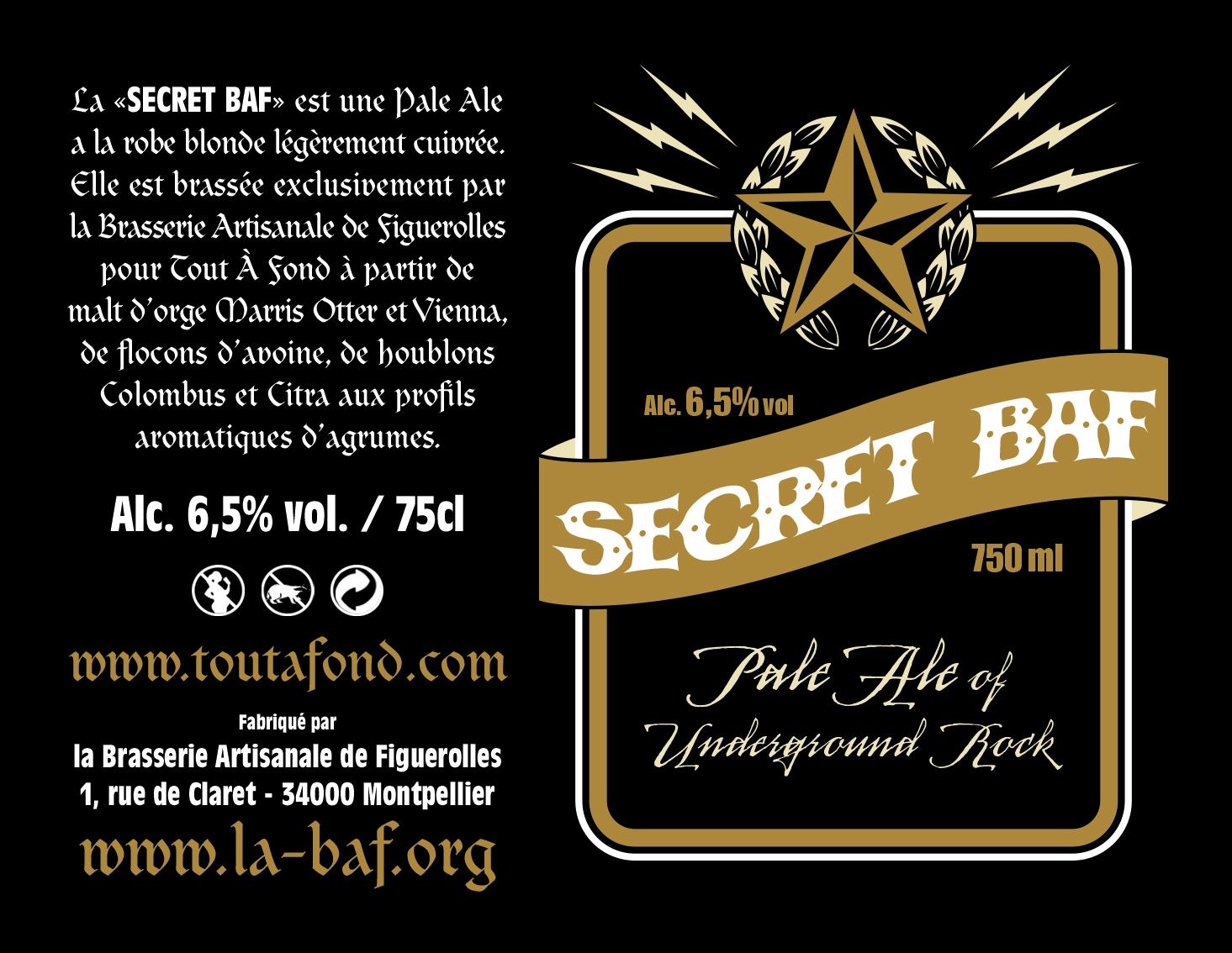 Secret Baf