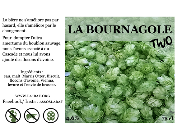 LA bournagole Two