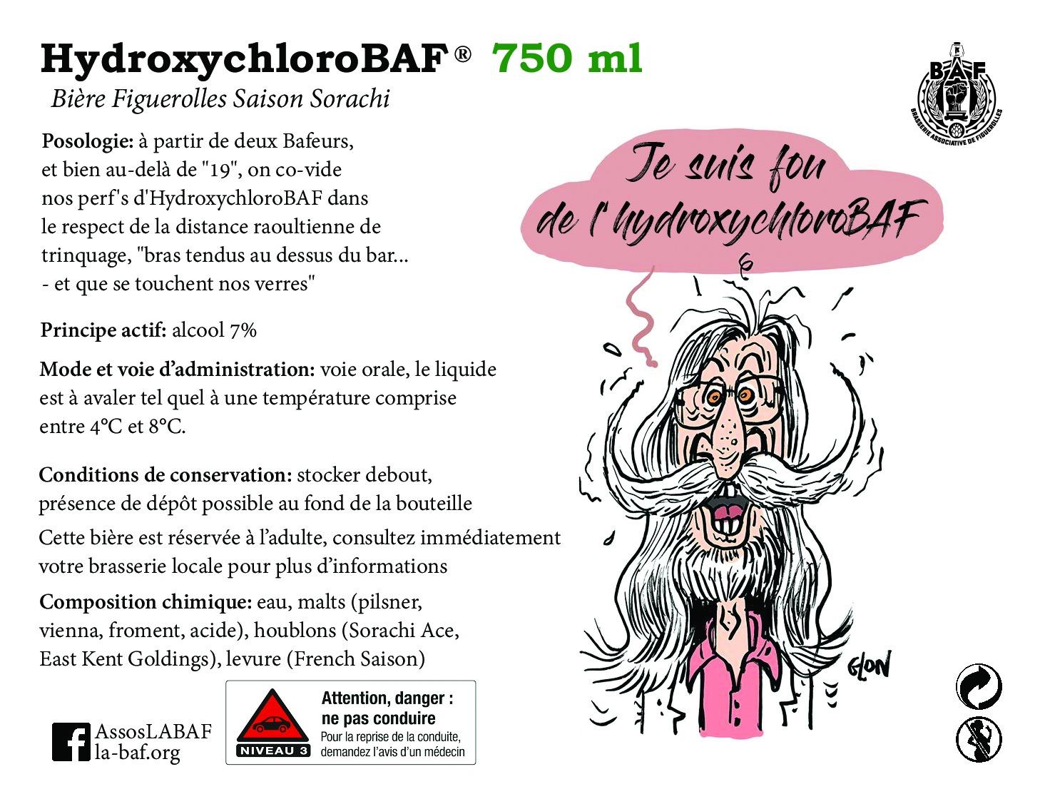 hydroxychloroBAF