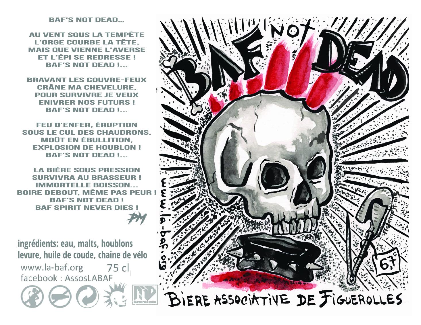 BAF not DEAD #8