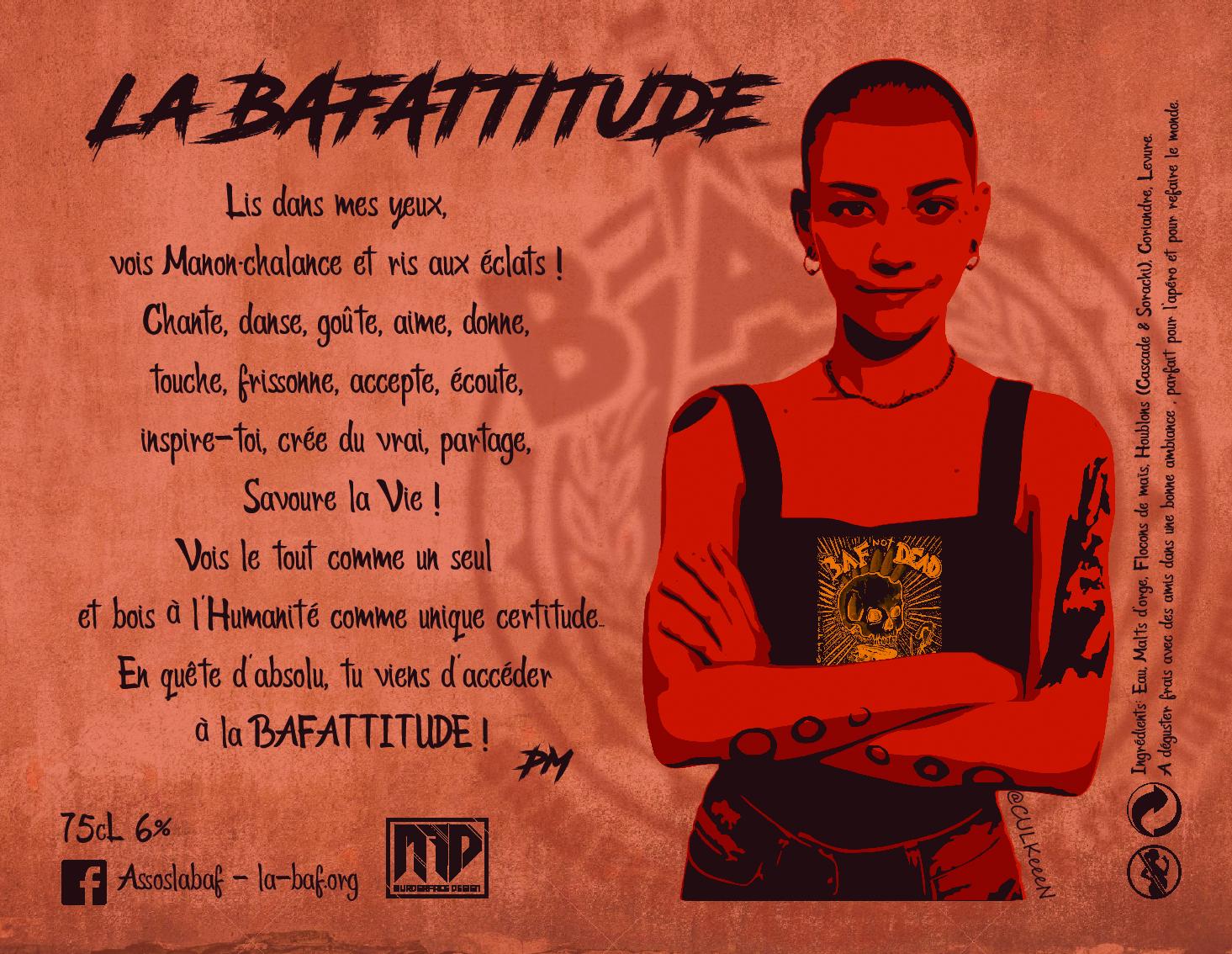 BAFATTITUDE